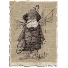 Набор для вышивания Le P?cheur (Рыбак)