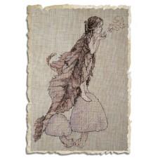 Набор для вышивания Coprins des F?es (Лесной гриб)