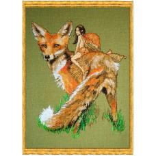 Набор для вышивания Renard Le Roux (Красная лисица)