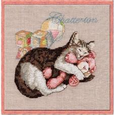 Набор для вышивания Chatterton (Сладкие сны)