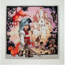 Набор для вышивания Petit Chevalier (Маленький рыцарь)