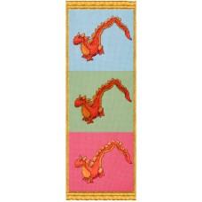 Набор для вышивания 3 Dragons (Три дракона)