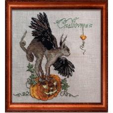 Набор для вышивания Challoween (Хэллоуин)