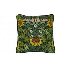 Набор для вышивания подушки Sunflowers William Morris (Подсолнухи)
