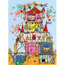 Набор для вышивания Princess Palace (Дворец принцессы)