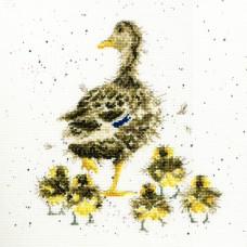 Набор для вышивания Lovely Mum (Мамочка)