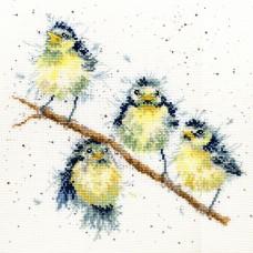 Набор для вышивания Sweet Tweet (Нежное чириканье)