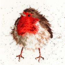 Набор для вышивания Jolly Robin (Забавный Робин)