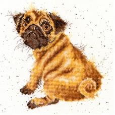 Набор для вышивания Pug (Мрпс)