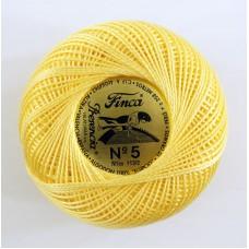 Мулине Finca Perle (Жемчужное) №5 однотонный цвет 1137