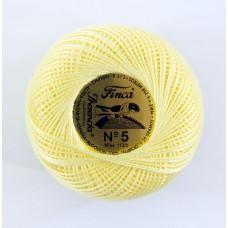 Мулине Finca Perle (Жемчужное) №5 однотонный цвет 1214