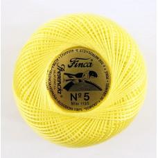Мулине Finca Perle (Жемчужное) №5 однотонный цвет 1220
