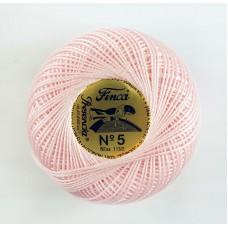 Мулине Finca Perle (Жемчужное) №5 однотонный цвет 1724