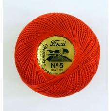 Мулине Finca Perle (Жемчужное) №5 однотонный цвет 1902