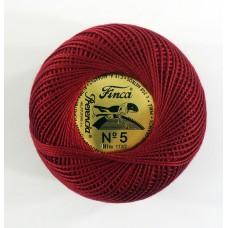 Мулине Finca Perle (Жемчужное) №5 однотонный цвет 1915