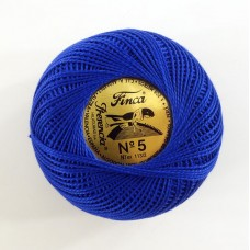 Мулине Finca Perle (Жемчужное) №5 однотонный цвет 3405