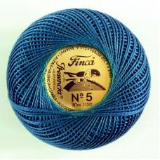 Мулине Finca Perle (Жемчужное) №5 однотонный цвет 3574