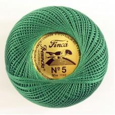 Мулине Finca Perle (Жемчужное) №5 однотонный цвет 4368