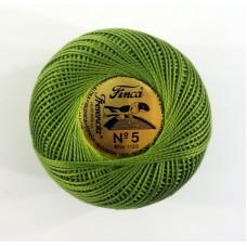 Мулине Finca Perle (Жемчужное) №5 однотонный цвет 4561