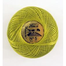 Мулине Finca Perle (Жемчужное) №5 однотонный цвет 4812
