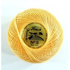 Мулине Finca Perle (Жемчужное) №5 однотонный цвет 7720