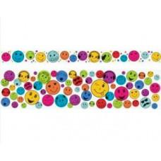 Декоративная клеевая лента  Emojis