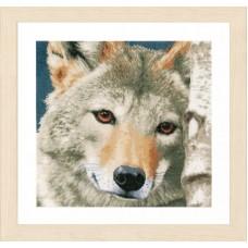 Набор для вышивания Wolf LANARTE