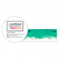 Лента клеевая бумажная с рисунком Elements Pigment
