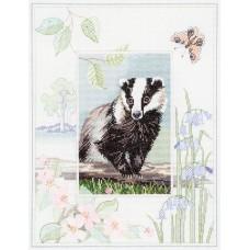 Набор для вышивания Badger