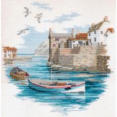 Набор для вышивания Secluded Port