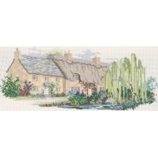 Набор для вышивания Willowbrook Lane