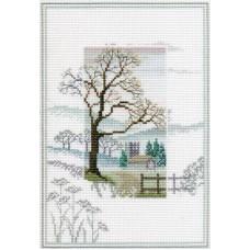 Набор для вышивания Winter Tree