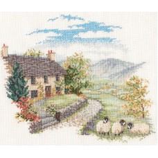 Набор для вышивания High Hill Farm