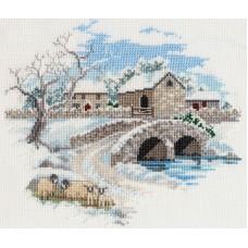 Набор для вышивания Winterbourne Farm