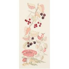 Набор для вышивания Seasons Panel - Autumn