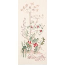 Набор для вышивания Seasons Panel - Winter
