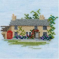 Набор для вышивания Rose Cottage