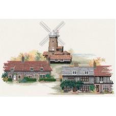 Набор для вышивания Norfolk Village