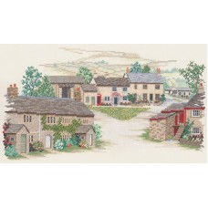 Набор для вышивания Yorkshire Village