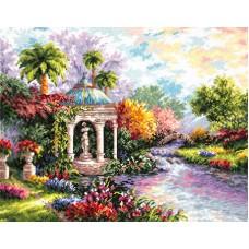 Набор для вышивания Царство красоты