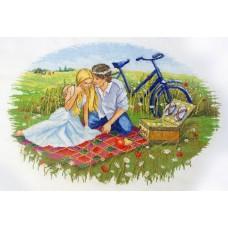 Набор для вышивания Пикник