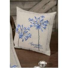Набор для вышивания подушки Цветок любви