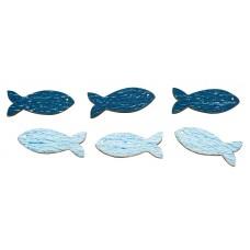 Набор декоративных элементов Рыбки