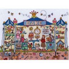 Набор для вышивания Bakery (Пекарня)