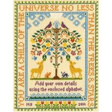 Набор для вышивания Tree of Life (Древо жизни)