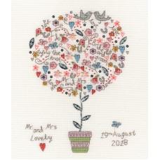 Набор для вышивания Love Vows (Клятвы любви)