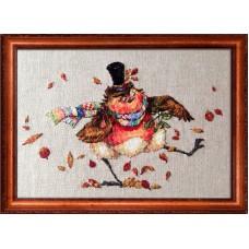 Набор для вышивания Robins Jig (Танец Робина)