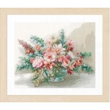 Набор для вышивания Bouquet of flowers