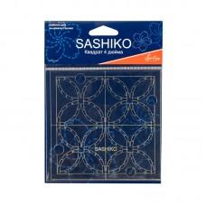 Шаблон для вышивки сашико семь сокровищ