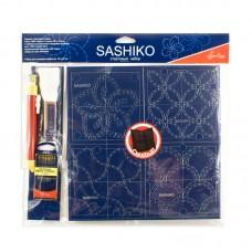 Набор стартовый для вышивки сашико